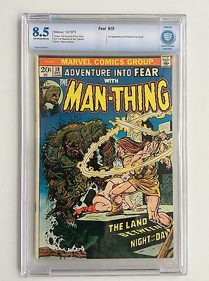 FEAR #19 First Howard the Duck CBCS 8.5
