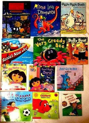 ACCELERATED READER Lot 21 Picture Books Level Readers AR 1.3 to 2.8