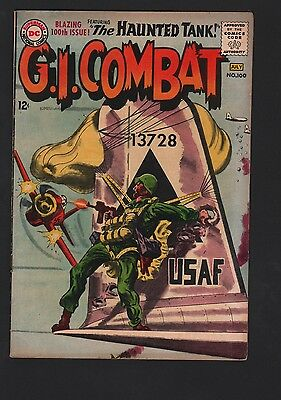 G.I. Combat #100 VG 4.0 Cream to Off White Pages Grey Tone Cover