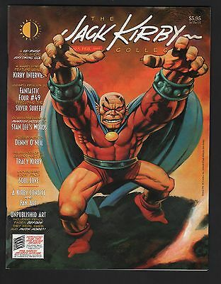 The Jack Kirby Collector Magazine #23 F 6.0 White Pages