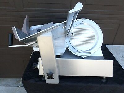 Bizerba SE12 Meat Deli Cheese Slicer #585