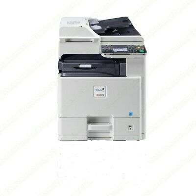 Kyocera Taskalfa 205c Color Copier Printer Scan Laser Tabloid 20PPM All-in-one