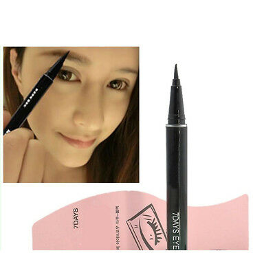 Hot Waterproof 7 Days Eyebrow Tattoo Pen Liner Long Lasting Eye Makeup Cosmetics