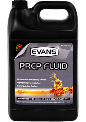 EVANS Post Drain Prep Fluid - Non Aqueous - 3.77 Litre
