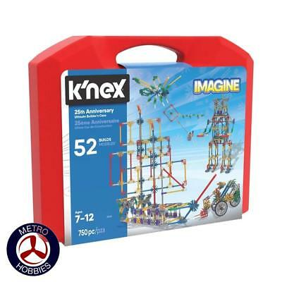 KNex 25th Anniversary Ultimate Case KN35013 Brand New