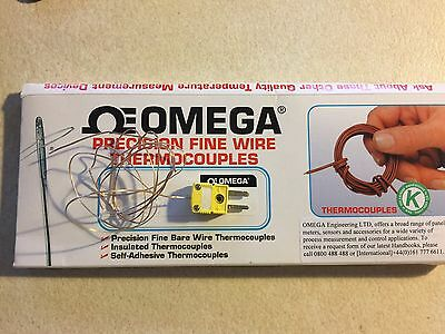 Omega Thermocouple