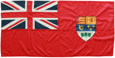 3' x 5 Old Canada Flag (1921-1957) Canadian Red Ensign
