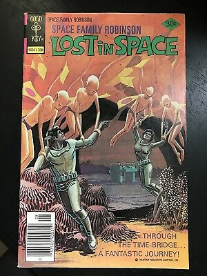 Space Family Robinson - Lost in Space - F/VF