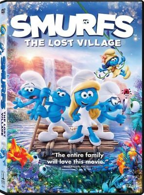 SMURFS The Lost Village w/special Features ***Free FAST US Shipping SHIP 12-24HR