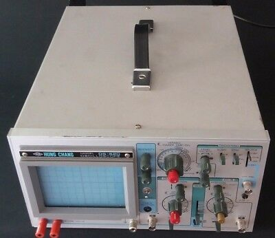 Hung Chang Model Os-620 Oscilloscope #2