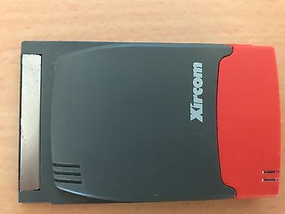 Xircom RE-100 RealPort 10/100 CardBus Ethernet PCMCIA Card