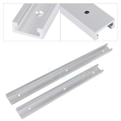 300/400MM T-track T-slot Jig Fixture Slot For Router Table Woodworking