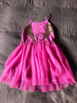 Cotton On Kids Pink Tutu Dress, Size 6, in great condition