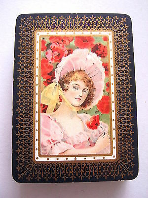 Antique Playing Cards Goodall 1900 Canadian Views Wide 52 Deck Superb Design