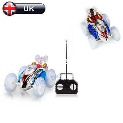 Turbo 360 Twister RC Dasher Stunt Vehicle Children'Toy Car Electric Twister Gift