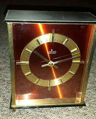 Vintage Retro Junghans Meister Mantle Clock
