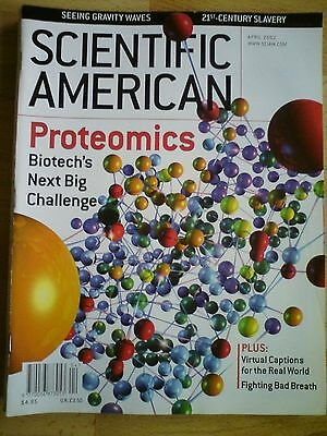 Scientific American April 2002