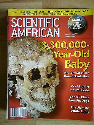 Scientific American December 2006