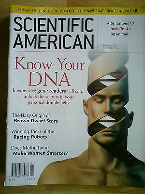 Scientific American January 2006