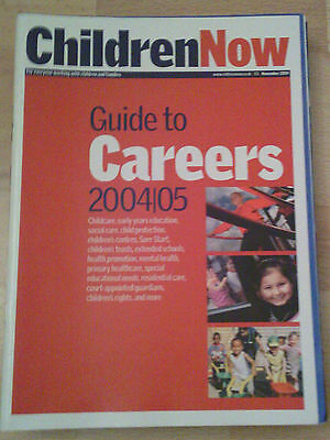 Children Now November 2004