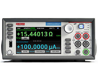 Keithley 2450-DEMO with KeithleyCare Plan / Warranty (Ex-Demonstration)
