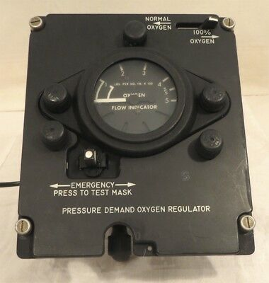 Bendix Oxygen Regulator D 2