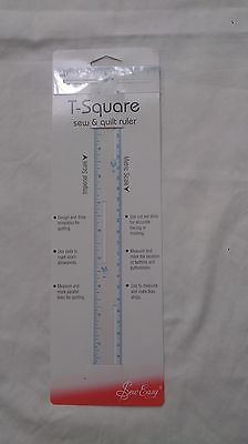 Sew Easy T-Square sew and quilt ruler