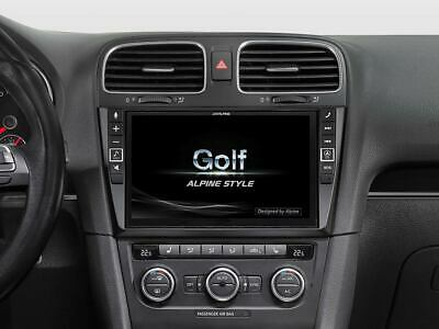 Alpine Style X902D-G6 Volskwagen Golf 6 Car Play Android Auto