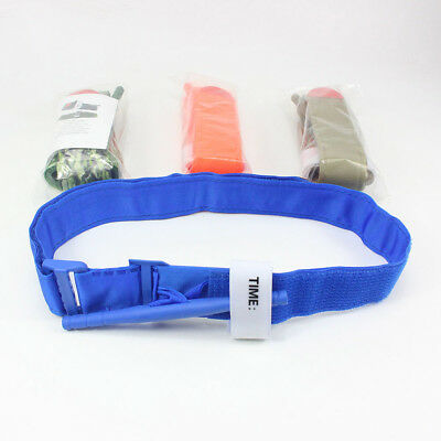 Tourniquet Buckle First Aid Medical Tool For Emergency Injury Four Color