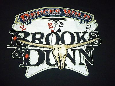 Brooks & Dunn Tour Shirt ( Used Size XXL ) Very Nice COndition!!!