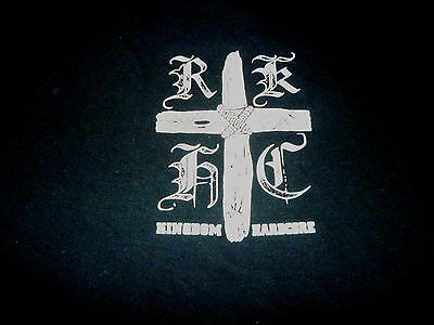 Kingdom Hardcore Shirt ( Used Size L ) Very Good condition!!!