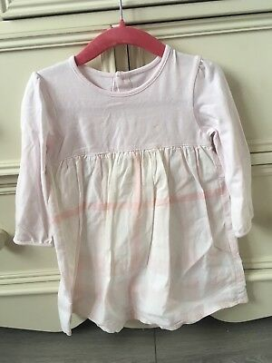 Burberry Baby Girls Dress Age 18 Months