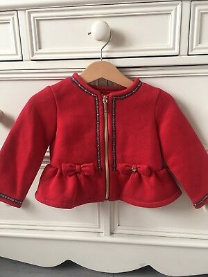 Mayoral Baby Girl Jacket Age 12 months