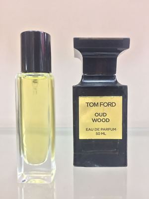 Tom Ford Oud Wood - 15 ml (Travel Size) + FREE 4 ml sample