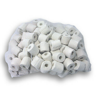 TT23.3€/kg 0.5kg aquarium ceramic rings for colonization by nitrifying bacteria