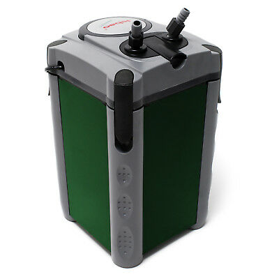 TTJebao Aquarium External Canister 1200l/h 4-Stage Filter materials Fish Tank 30
