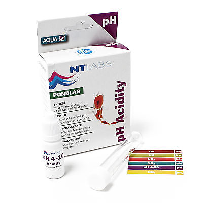 TTNTLabs Testkit pH for pond water and aquarium water