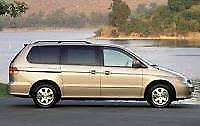 2003 Honda Odyssey EX-L 2003 Honda Odyssey with 147k miles in great working condition with new break Pad