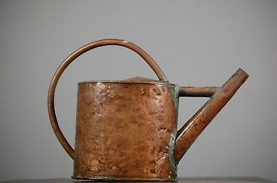 Antique French Copper Watering can 19th century