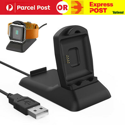 Replacement USB Charging Dock Cradle Cable Quick Charger For Fitbit Blaze Watch