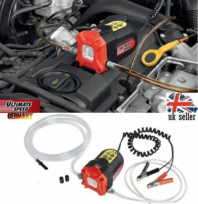 Ultimate Speed 12V B1 Oil /Diesel Suction and Transfer Pump