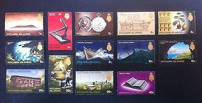 PITCAIRN ISLANDS 1969 Pictorial Part Set SG94 to SG106 Mint Never Hinged/MNH