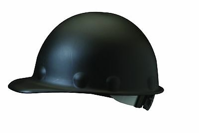 Fibre-Metal Hard Hat Injection Molded Roughneck Fiberglass with 8-Point Ratch...