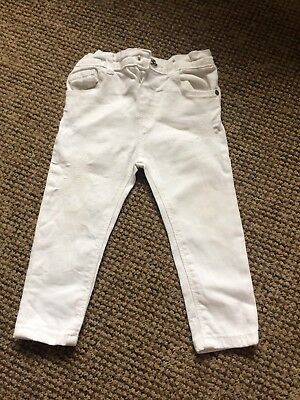 River island Girls jeans 18-24 months