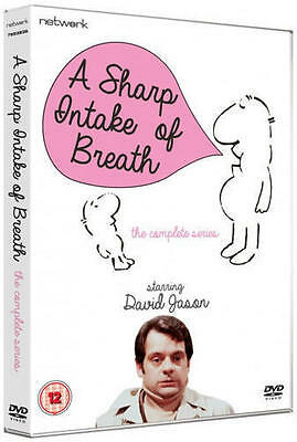 A SHARP INTAKE OF BREATH the complete series. David Jason. New sealed DVD.