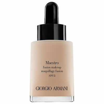 Giorgio Armani  Maestro fusion liquid foundation 30ml All Shades