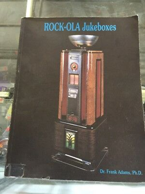 Rock Ola Jukeboxes Jukebox 1935-1993 FRANK ADAMS