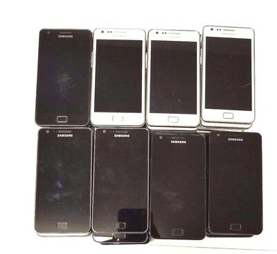 39 Lot Samsung Galaxy S2 i9100 GSM  For Parts Repair Used Wholesale As Is