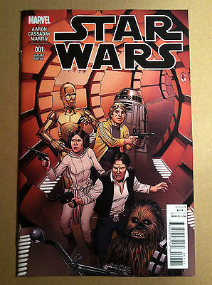 Star Wars (2015) #1 Bob Mcleod 1:25 Variant Cover Nm- First Printing Marvel