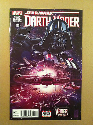 Star Wars Darth Vader #13 Vader Down Part 2 Kieron Gillen Nm 1St Printing 2015